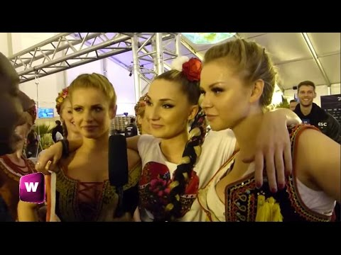 Eurovision 2014 Interview: Cleo from Poland | wiwibloggs