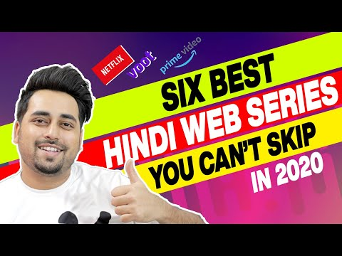 6 Best Hindi Series To Watch Online In 2020 - Top Hindi Web Series 2020 To Watch At Home #Lockdown