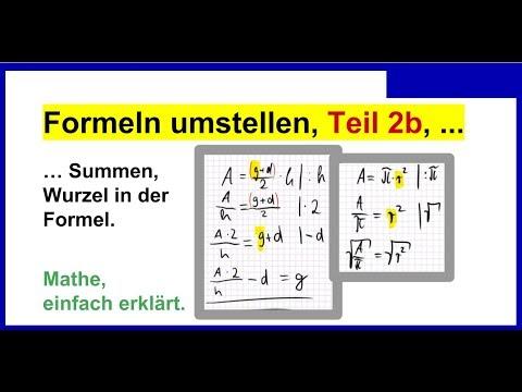 Ausmultiplizieren mit Binomen, Terme vereinfachen, Mathenachhilfe online | Mathe by Daniel Jung from YouTube · Duration:  2 minutes 15 seconds