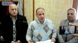 بالفيديو : محافظ البحيرة يشهد مبادرة إجراء العمليات الجراحية المجانية بمستشفى أبو حمص