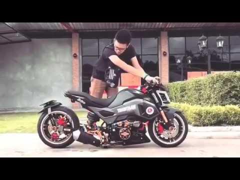 Best Honda Grom Custom Youtube