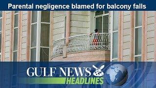 Parental negligence blamed for balcony falls - GN Headlines