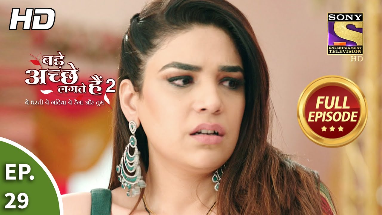 Download Bade Achhe Lagte Hain 2 - Ep 29 - Full Episode - Priya's Wedding Comes To An End - 7th Oct, 2021