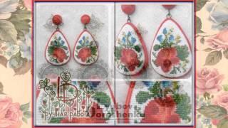 Любовь Дорошенко. Презентация эксклюзивных изделий ручной работы с вышивкой (2015)  2