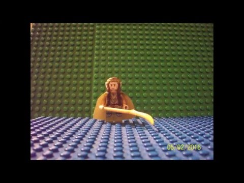[STOPMOTION] My LEGO characters from films/TV shows