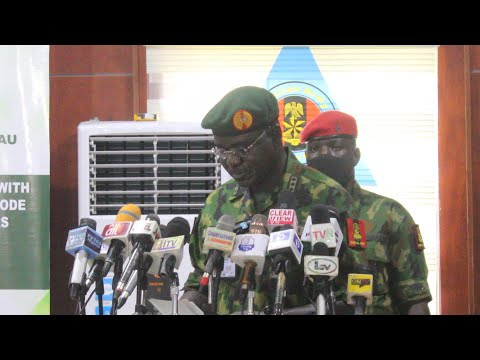 Nigerian Army vows to ensure personnel maintain accountability