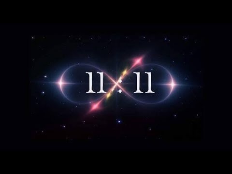 11/11/2017 (11111) Portal Energy Reading Light Language All Paths