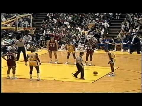 1988-89 Sixers vs. Lakers