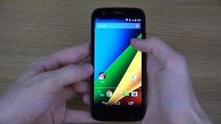 Motorola Moto G 4G LTE - First Look (4K)