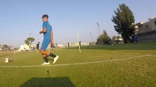 Πλάνα από τις προπονήσεις των αγωνιστικών τμημάτων (U14-U17-U19)