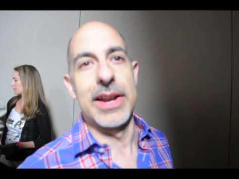 Comic-Con 2013: David S. Goyer Talks