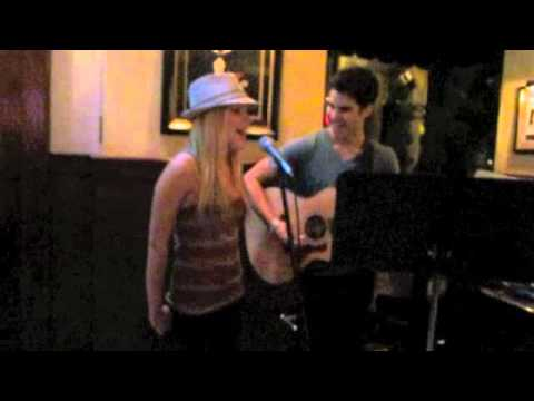 Not Alone- Darren Criss and Lisa Morrison