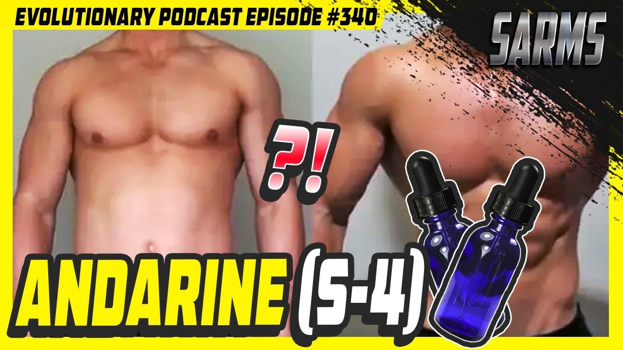 Download Evolutionary.org Podcast #340-[SARMS] Andarine (S-4)