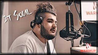 JT SOUL INTERVIEW + LIVE PERFO #LEWARMUP 102.3FM