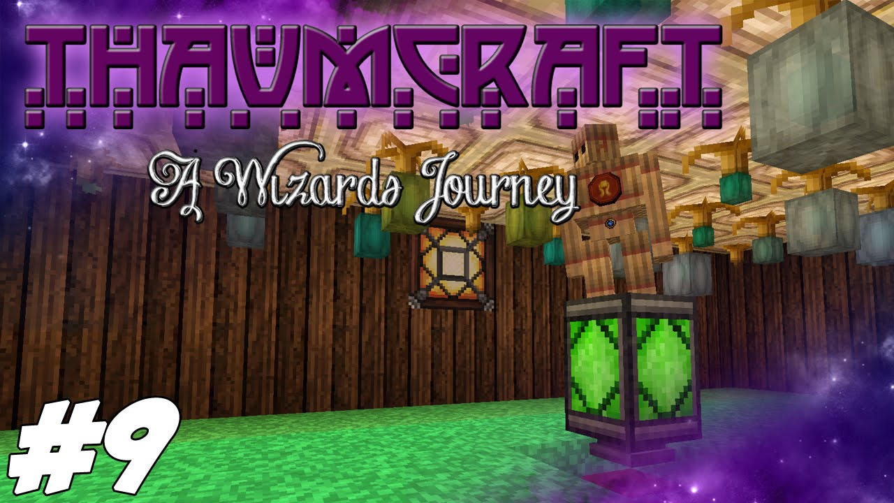 Thaumcraft 4.2 (1.7.10) - A Wizards Journey - Infusion Enchanting ...