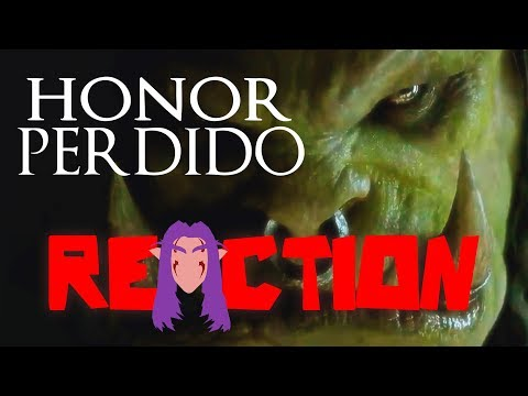"""HONOR PERDIDO"" World of Warcraft REACTION"