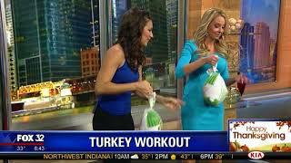 Thanksgiving Day Turkey Workout As Seen on Fox 32