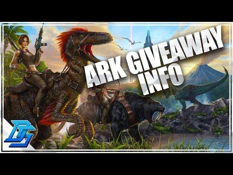 Ark Survival Evolved - Super Ark Giveaway info - Giveaway Sponsored by Nitrado!