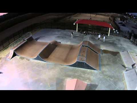 Toyota / Scion of Lewisville Skate Park