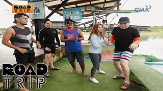 Road Trip: Wake boarding with Alden Richards and friends