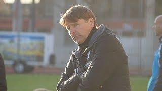 1. FCM - Eintracht Braunschweig / Fansession / Erstes Testspiel von Michael Oenning