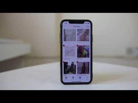 How To Delete Albums On IPhone 6, 6s, 7, 7s, 8, X,  Xr,  IOS 11, IOS 12