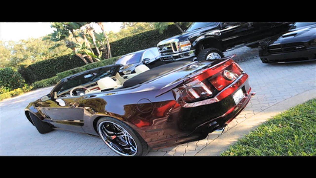Shaq Cars