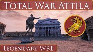 Video Total War Attila : Legendary Western Romans : How Dead Are You? download MP3, 3GP, MP4, WEBM, AVI, FLV Agustus 2017