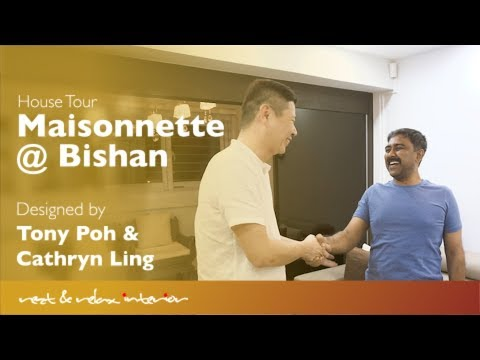 Maisonnette at Bishan Completed Renovation - Rezt & Relax Interior