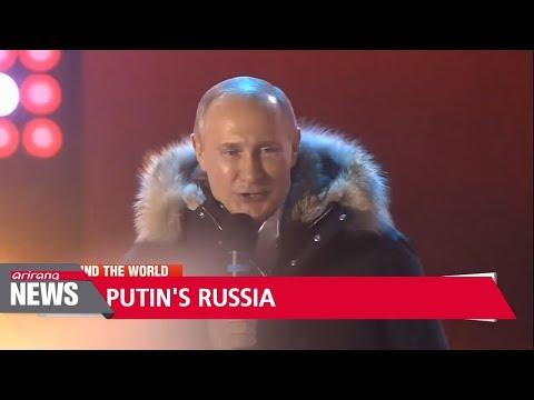 Vladimir Putin wins fourth term as Russian President