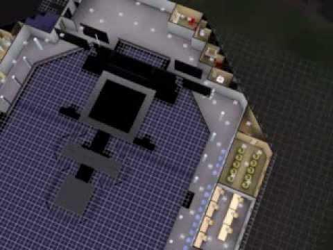 Bangerz Tour Stage (Sims 3 Forum Copenhagen)