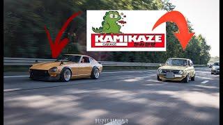 Kamikaze garage datsun sunny and 240Z