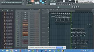 Gambar cover Giri Entry Theme   Ohm Shanti Oshaana   Shaan Rahman - FLStudio (Instrumental)