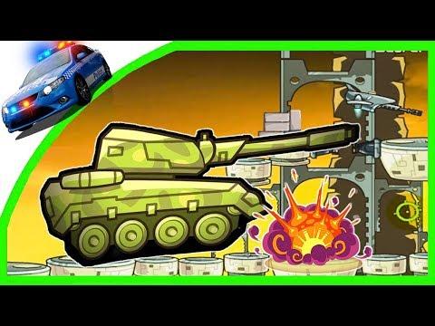 Мультфильм танк путешественник