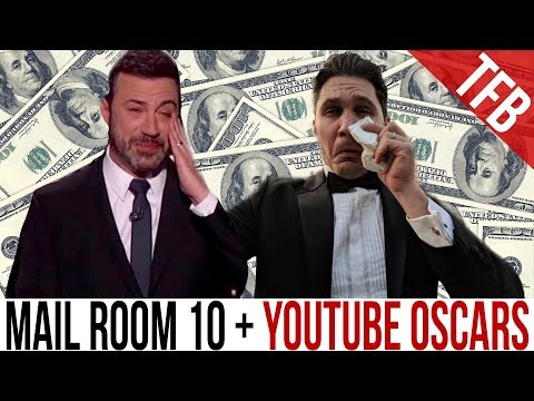 ✉TFBTV Mail Room Episode 10: THE GLOCSCARS  Gun YouTube Awards