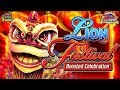 Lion Festival Slot HAND PAY JACKPOT With 344 Free Spins at Pechanga Resort