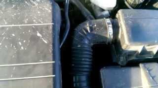 видео замена подшипника в ролике натяжителя форд мондео 3