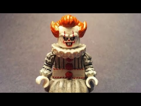 It!, Gorgie's Death scene in Lego!