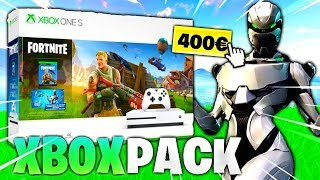 A NEW PACK FORTNITE DISPONIBLE ON XBOX !!! Fortnite Battle Royale