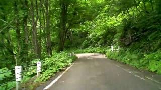buell xb9sx 286号線 笹谷峠 1 2 宮城県側上りルート
