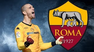 Pau Lopez ● Welcome to Roma 2019 ● Saves Compilation