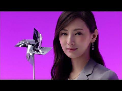 北川景子、風ぐるま片手に空調鑑定 三菱重工空調機『AirFlex』新TVCM「空調鑑定士 そこはきっと(暖房)」篇&メイキング映像