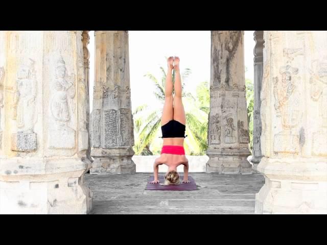 Ashtanga Yoga in Mysore with Kino