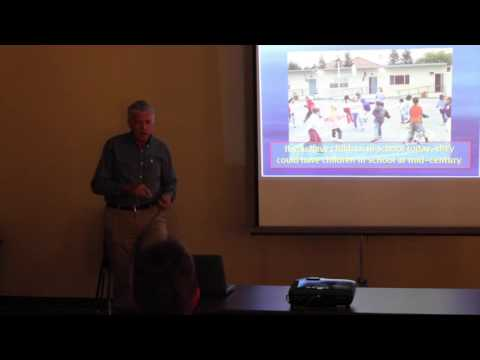 Climate Change in Muskoka by Dr  Peter Sale
