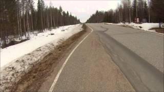 Sotkamon moottoripyöräkerhon kauden 2015 avajaiset