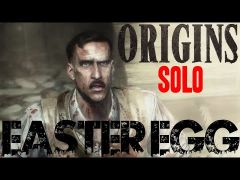 TranZit Tower Of Babble Easter Egg Richtofen's Path 2 Player