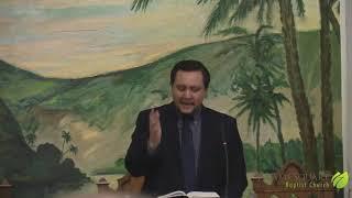 Adams Square Baptist Church Live Stream - 11/22/20