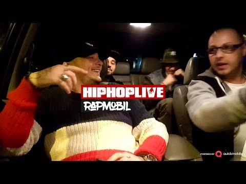 El Nino, Samurai sj DJ Gaga in RapMobil   HipHopLive