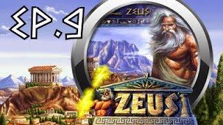 Прохождение Zeus: Master of Olympus часть 9 (Зевс и Европа: Развитие колонии)