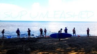 Paddle Board (SUP) Fitness - Extreme Island Workout